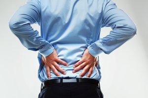parte baja de la espalda