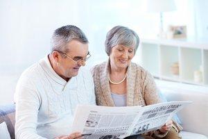 lee el periódico