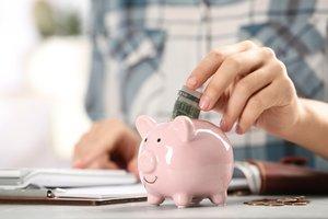 los ahorros