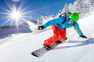 ir a hacer snowboard