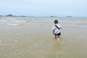 caminar por el agua