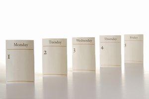 de lunes a viernes