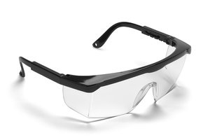 las gafas de seguridad