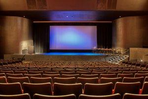 la sala de conciertos