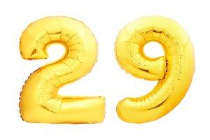 twenty-nine