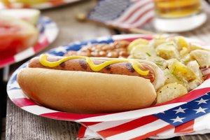 la comida estadounidense