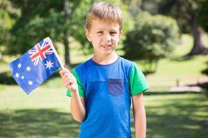 el australiano, la australiana