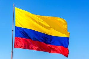 Shakira es de Colombia
