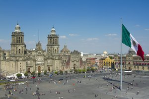 What's the capital of Mexico?