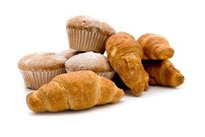 los productos de panadería y pastelería