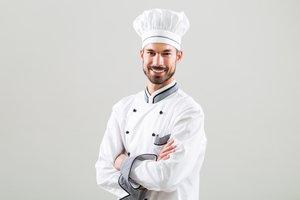 el chef, la chef
