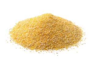 la sémola de maíz