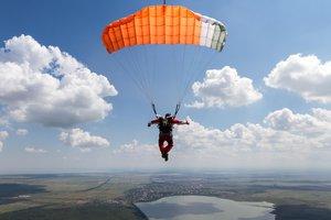 el paracaídas