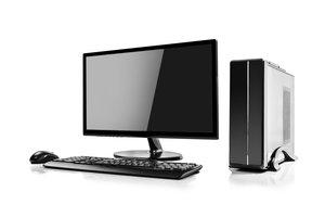 el computador de escritorio
