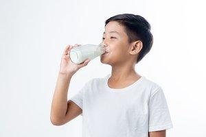 tomar leche