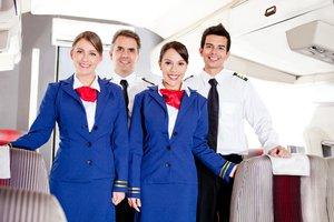 la tripulación de vuelo