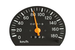 la velocidad