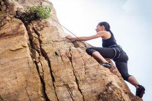 to climb