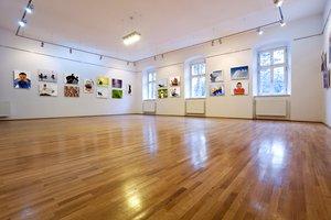 la galería de arte