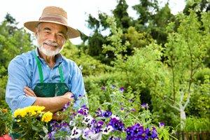 el jardinero, la jardinera