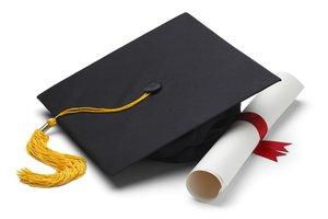 graduarse de la universidad