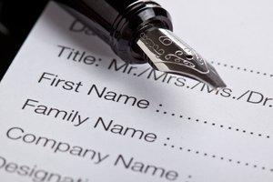 el nombre y apellidos