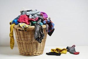 la ropa sucia