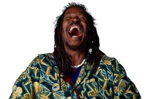 loud laugh