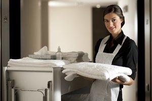 la criada