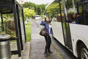 perdí el autobús