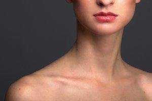 el cuello