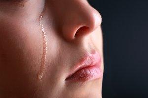 la lágrima