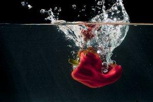 to submerge