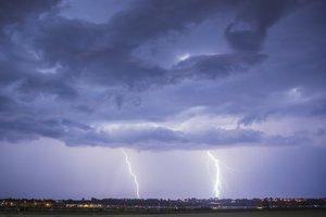to thunder