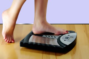 to weigh oneself