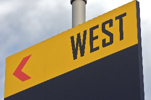 del oeste