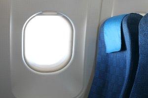 el asiento de ventanilla