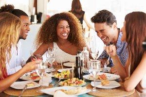 Palabras y frases para usar en un restaurante