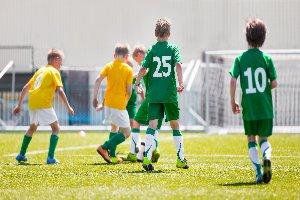 Soccer Verbs