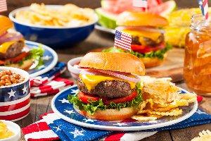 Comida estadounidense 1