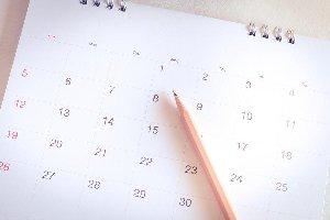 Las fechas y el tiempo - todo