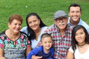 Términos de familia