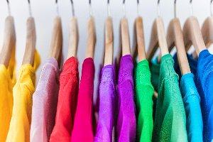 Verbos relacionados con la ropa