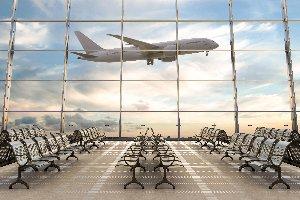 En el aeropuerto 4